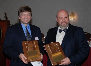 K5ZD and I2UIY inducted into CQ Contest Hall of Fame in May 2008