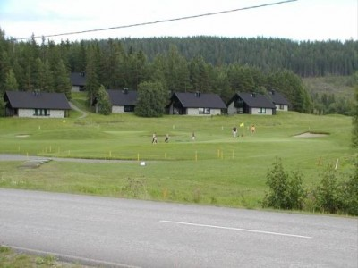 Himos golf course (N6TV Photo)