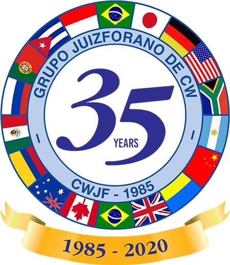 CWJF Logo 35 years